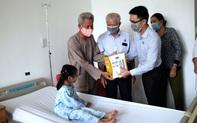 Vinamilk tiếp tục chương trình hỗ trợ kinh phí mổ tim cho trẻ em nghèo trong năm 2021