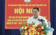 """Bộ trưởng Nguyễn Văn Hùng: """"Tình yêu làm đất lạ hóa quê hương"""""""