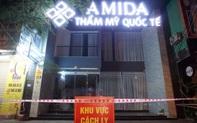 Khởi tố vụ án thẩm mỹ viện AMIDA gây lây lan dịch ra cộng đồng