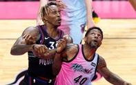 Làm chủ khu vực bảng rổ, Miami Heat đại thắng Philadelphia 76ers