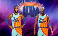 Space Jam 2: Huyền thoại bóng rổ tái xuất cùng LeBron James?