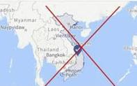 Một công ty đăng bản đồ thiếu Hoàng Sa, Trường Sa bị xử phạt 25 triệu đồng