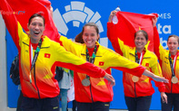 Việt Nam có thêm 2 VĐV tham dự Olympic Tokyo