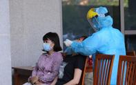 Một bệnh nhân dương tính với SARS-CoV-2 sau 3 lần âm tính