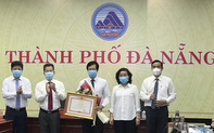 Trao Bằng khen của Thủ tướng Chính phủ cho CDC Đà Nẵng; Quảng Bình hỗ trợ Lào phòng, chống dịch Covid-19