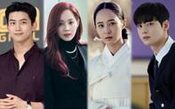 4 idol chiếm sóng màn ảnh Hàn đầu năm 2021: Độ xuất sắc ai qua nổi chị đẹp Penthouse?