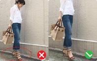 """Những kiểu giày dép dành cho nàng dưới 1m60: Chọn thế nào để hack chân dài cũng cần có """"mánh"""" riêng"""