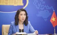 Bộ Ngoại giao thông tin về diễn biến triển khai chương trình vaccine tại Việt Nam