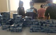 Hà Nội: Triệt phá đường dây sản xuất gần 1 tấn mỹ phẩm giả