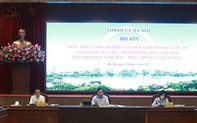 """Hà Nội định vị thương hiệu """"Thành phố văn hóa"""", """"Thành phố sáng tạo"""""""