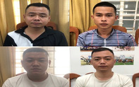 Bắt 14 người từ Hà Nội vào Đà Nẵng cho vay nặng lãi