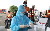 TP.HCM: 5 trường hợp dương tính với SARS-CoV-2 liên quan chuỗi lây nhiễm tại xưởng cơ khí Hóc Môn
