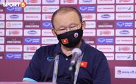 """HLV Park Hang-seo: """"Giành 3 điểm trước Malaysia là bước tiến"""""""
