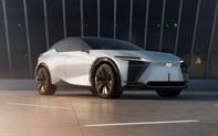 Lexus LX đời mới lần đầu hé lộ: Sẽ không còn nữa thiết kế bảo thủ?