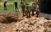 Phát hiện và thu giữ hơn 1 tấn chân gà nhập lậu