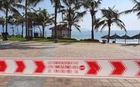 Đà Nẵng cấm hàng quán phục vụ khách tại chỗ, dừng hoạt động tắm biển