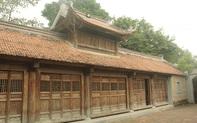 Tu bổ di tích chùa Làng Ca, tỉnh Thái Nguyên