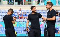 Trực tiếp Italy 0-0 Xứ Wales (Euro 2020): Hiệp 1 bắt đầu