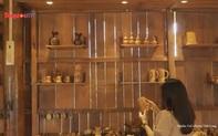 Nhà dừa Cocohome được công nhận là điểm du lịch cấp tỉnh