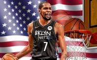 """Gục ngã ở NBA Playoffs 2021, Kevin Durant quyết tâm """"săn vàng"""" tại Olympic"""