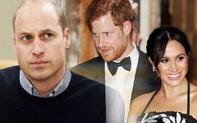 Tiết lộ cuộc điện thoại của Hoàng tử William khiến Harry tức giận dập máy, tất cả đều bắt nguồn từ Meghan