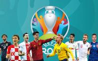 Xem trực tiếp bóng đá Euro 2020 ngày 23/6 ở đâu?