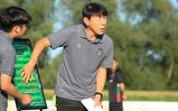 Thất bại tại vòng loại World Cup 2022, HLV Shin Tae-yong bắt đầu lại với U18 Indonesia