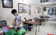 """Hà Nội: Nhà hàng, quán cà phê """"dậy sớm"""" chuẩn bị cho ngày đầu hoạt động trở lại"""