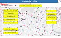 Bản đồ Covid-19 nâng cấp giúp người dân TP.HCM tránh lây nhiễm dịch bệnh