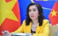 Bộ Ngoại giao thông tin về chương trình tiếp nhận vaccine phòng COVID-19 của Việt Nam từ Hoa Kỳ và Nga