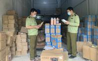 Hà Nội: Thu giữ hàng tấn nguyên liệu trà sữa để xác minh nguồn gốc