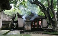 Bảo quản, tu bổ kiến trúc điện Đức Ông thuộc di tích đền Trung, TP Hà Nội