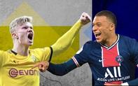 Huyền thoại Dortmund khen Mbappe giàu tiềm năng hơn Haaland