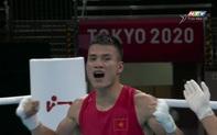 Boxing Việt Nam thắng nghẹt thở trận ra quân tại Olympic