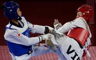 Đánh bại võ sĩ người Canada, Trương Thị Kim Tuyền đưa Taekwondo vào Tứ kết đối đầu địch thủ người Thái Lan