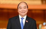 Ông Nguyễn Xuân Phúc tiếp tục được giới thiệu để bầu Chủ tịch nước