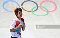 Nam thần Nhật Bản đi vào lịch sử Olympic