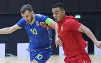 Futsal Thái Lan bất ngờ bị đội kém hơn 40 bậc FIFA cầm hoà
