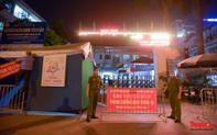 Phong tỏa tạm thời Bệnh viện Phổi Hà Nội do có ca nhiễm Covid 19 mới ngay trong đêm