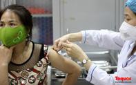 Hà Nội bắt đầu đợt tiêm chủng vaccine COVID-19 trên diện rộng