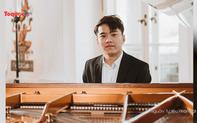 Nghệ sĩ Việt Nam duy nhất vào chung kết cuộc thi piano Chopin