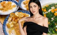 Giàu như Tăng Thanh Hà vẫn mê những món ăn bình dân: Giá mua nguyên liệu vừa rẻ nấu lại dễ mà ăn cực tốn cơm!