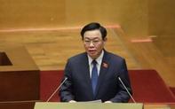 Ông Vương Đình Huệ: Quốc hội, các vị đại biểu Quốc hội đã lắng nghe hơi thở của cuộc sống, bám sát yêu cầu thực tiễn
