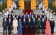 Chủ tịch nước: Chính phủ sẽ đẩy lùi đại dịch, sớm đưa đất nước trở về 'trạng thái bình thường mới'