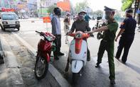 Hà Nội xử phạt gần 5 tỷ đồng tiền vi phạm phòng chống dịch sau 5 ngày giãn cách