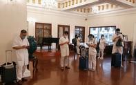 Nhiều khách sạn ở TP.HCM miễn, giảm chi phí cho lực lượng tuyến đầu chống dịch