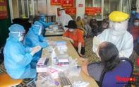 Thừa Thiên Huế tổ chức lấy mẫu xét nghiệm sàng lọc COVID-19 vùng trọng điểm trên toàn tỉnh