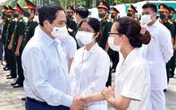 Thủ tướng gửi thư động viên các lực lượng tuyến đầu phòng, chống dịch COVID-19