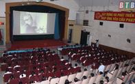 Tổ chức Đợt phim Kỷ niệm 76 năm Cách mạng tháng Tám và Quốc khánh nước Cộng hòa xã hội chủ nghĩa Việt Nam