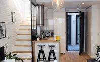 Căn hộ 32m² đẹp đến khó tin được cải tạo từ gác xép